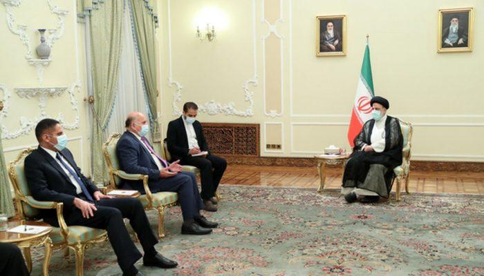 آیتالله رئیسی در دیدار وزیر امور خارجه عراق